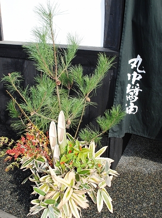 蔵 門松 011s-